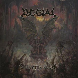 Degial - Predator Reign CD