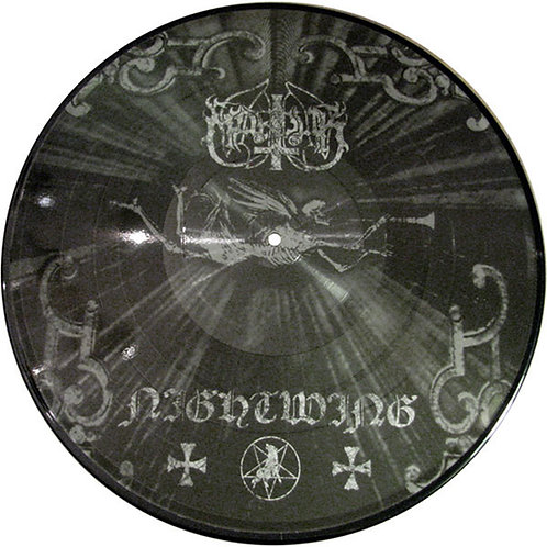 Marduk - Nightwing PIC-LP