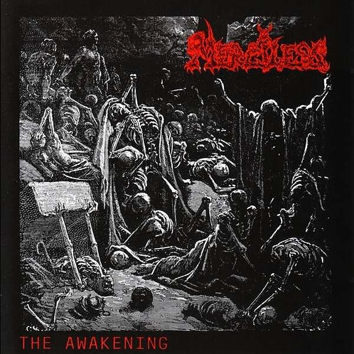 Merciless - The Awakening CD