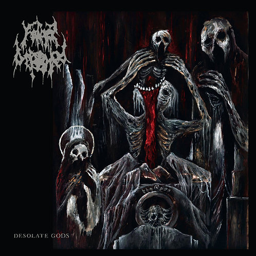 Father Befouled - Desolate Gods CD