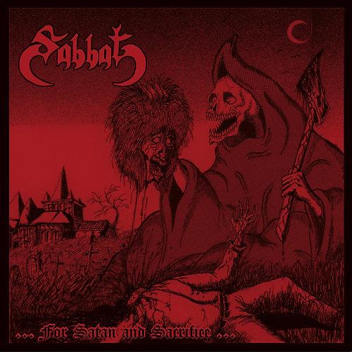Sabbat - ...For Satan And Sacrifice... LP