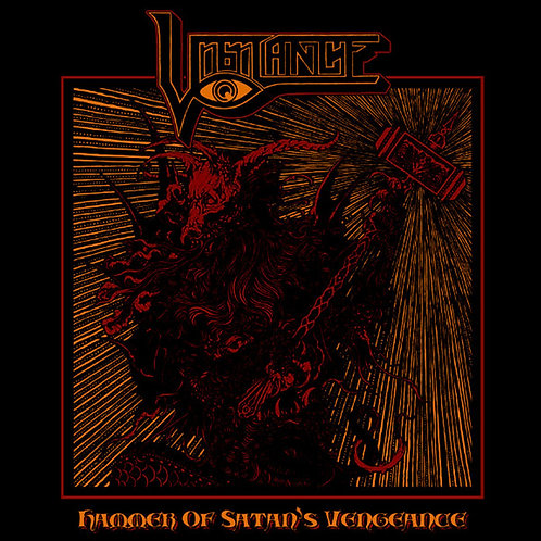 Vigilance - Hammer Of Satan's Vengeance CD