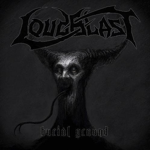 Loudblast - Burial Ground CD