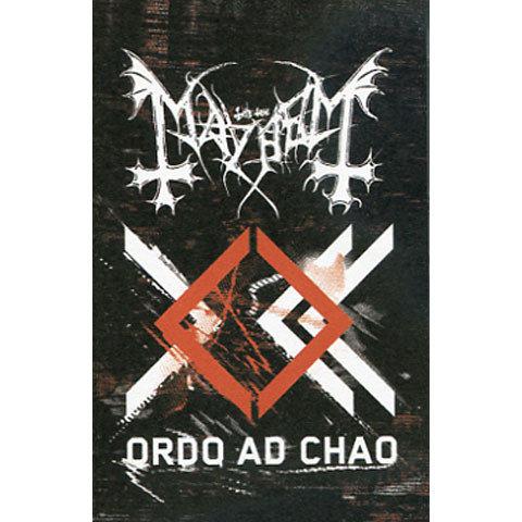Mayhem - Ordo ad Chao TAPE