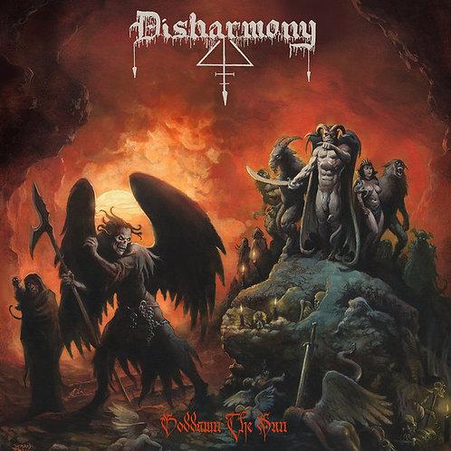 Disharmony  – Goddamn The Sun LP