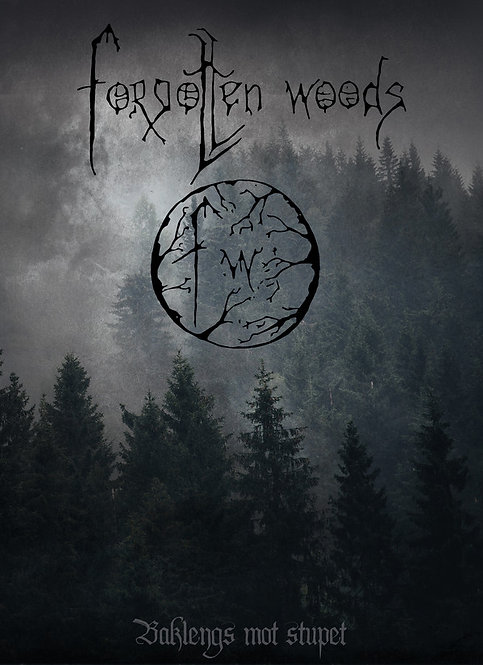 Forgotten Woods - Baklengs Mot Stupet 1992-1996 3xCD A5 DIGI