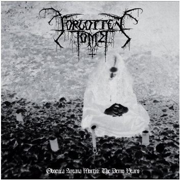 Forgotten Tomb - Obscura Arcana Mortis: The Demo Years DIGI-CD