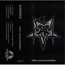 Clavus - Rebus Paranormalibus TAPE