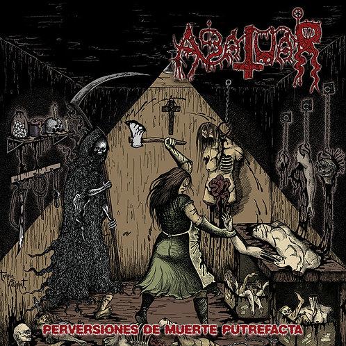 Abatuar - Perversiones de Muerte Putrefacta LP