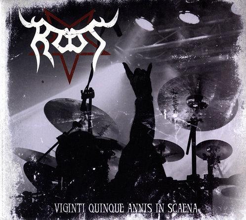 Root - Viginti Quinque Annis in Scaena DIGI-CD + DVD