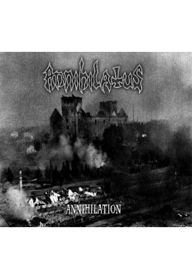 Annihilatus - Annihilation DIGI-CD