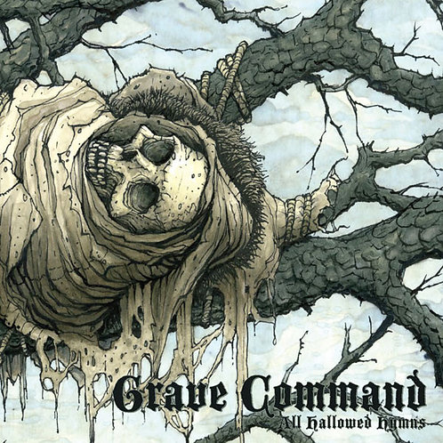 Various - Grave Command: All Hallowed Hymns PIC-LP