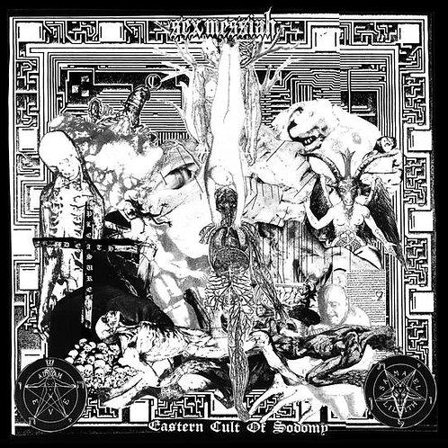 Sex Messiah - Eastern Cult of Sodomy LP