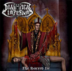 Diabolical Imperium ‎– The Sacred Lie CD