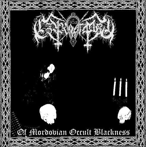 Czarnobog – Of Mordovian Occult Blackness CD
