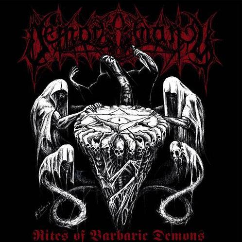 Demonomancy - Rites of Barbaric Demons MCD
