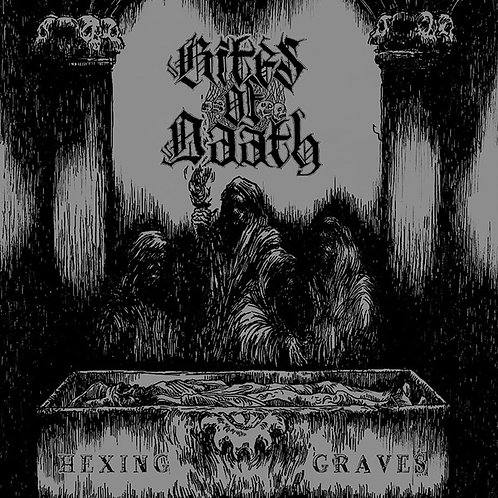 Rites Of Daath – Hexing Graves MCD