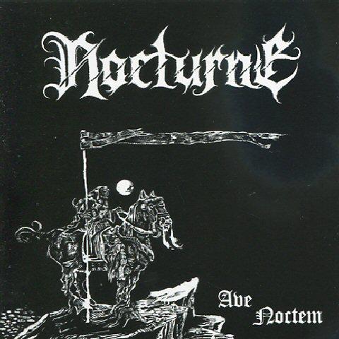 Nocturne - Ave Noctem CD