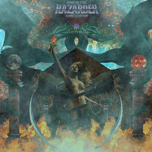 Hazarder – Against His-Story, Against Leviathan! LP