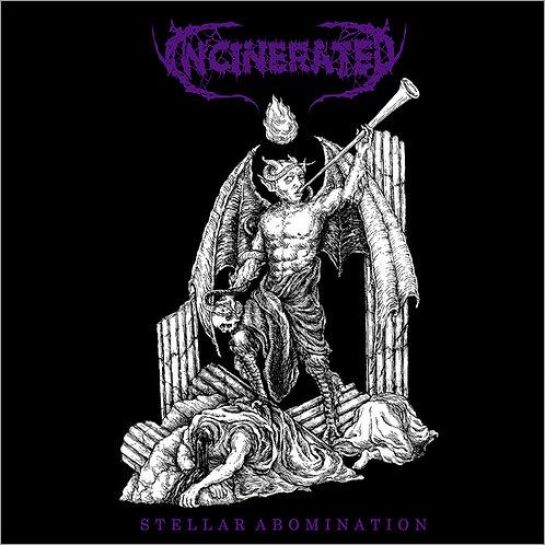 Incinerated - Stellar Abomination LP