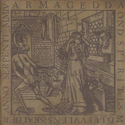 Armagedda - Ond Spiritism CD