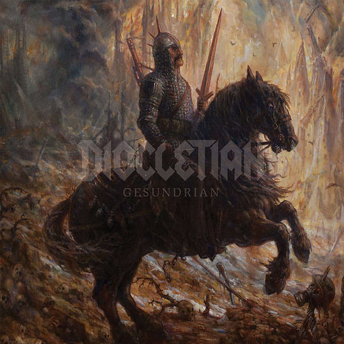 Diocletian - Gesundrian CD