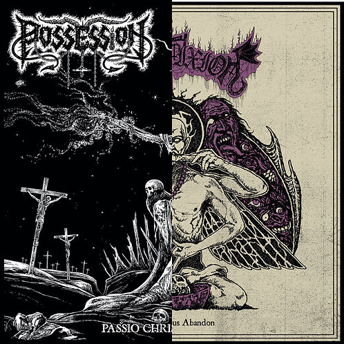 Possession / Venefixion - Passio Christi II - Necrophagous Abandon DIGI-MCD