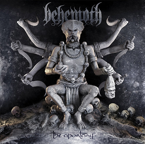 Behemoth - The Apostasy CD
