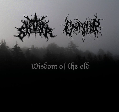 Graatindr / Skógr ‎– Wisdom Of The Old CD