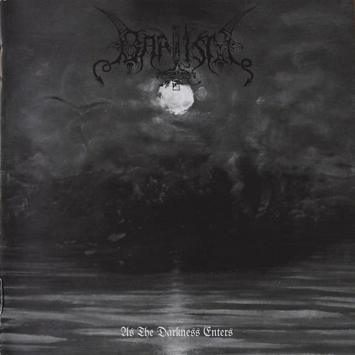 Baptism - As the Darkness Enters LP