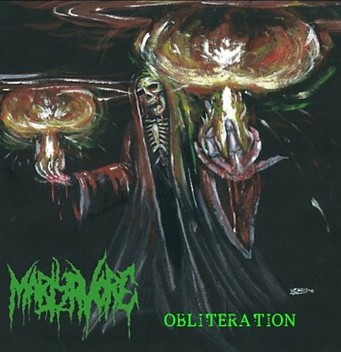 Martyrvore - Obliteration CD