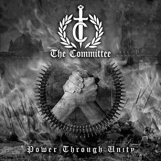 The Committee - Power Through Unity LP (Red Vinyl)