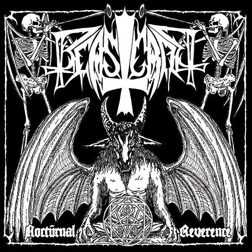 """Beastcraft – Nocturnal Reverence 7""""EP (Black Vinyl) (KS)"""