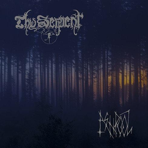 "Thy Serpent / Ash Pool - Split 7""EP"