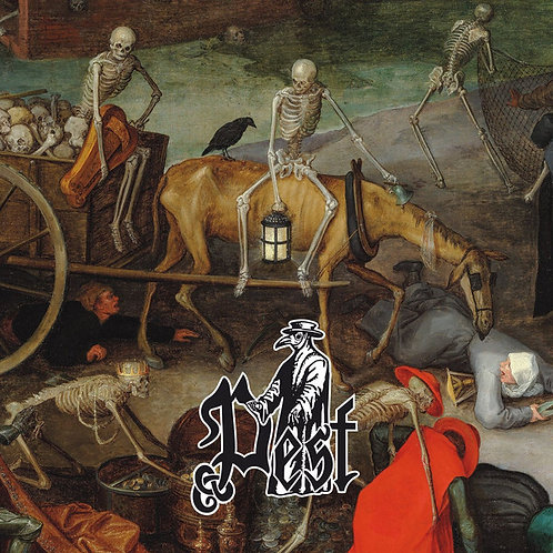 Pest - Buried LP