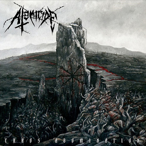 Atomicide – Chaos Abomination Digi-CD