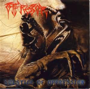 Oppressor - Solstice Of Oppression CD