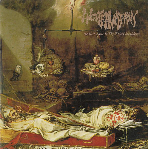 Encoffination – O' Hell, Shine In Thy Whited Sepulchres CD