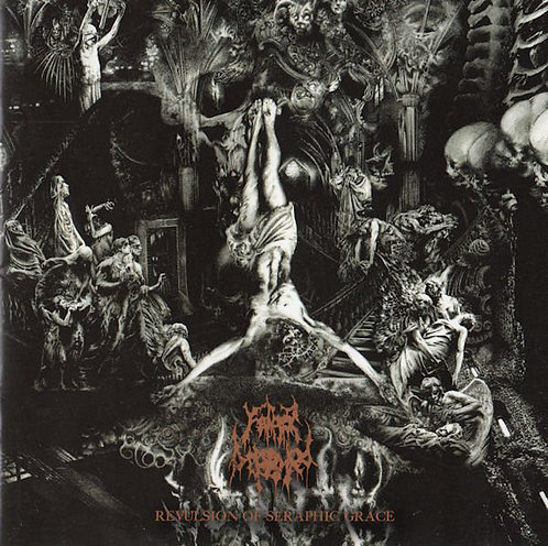 Father Befouled ‎– Revulsion Of Seraphic Grace CD