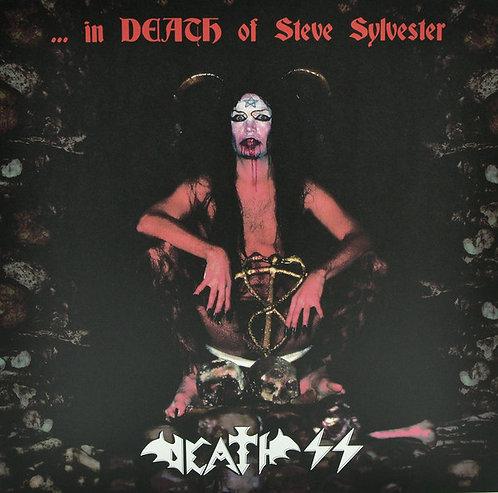 Death SS – In Death Of Steve Sylvester 2xLP (Purple/white vinyl)