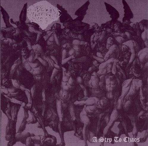 """Behalf Fiend – A Step To Chaos 7""""EP"""