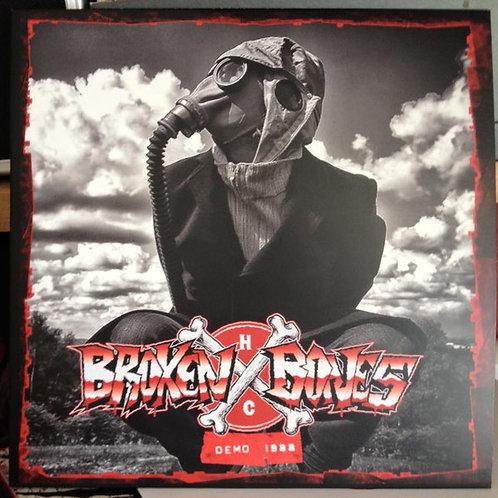 Broken Bones – Demo 1988 LP