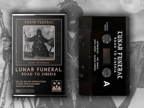 Lunar Funeral - Road to Siberia TAPE