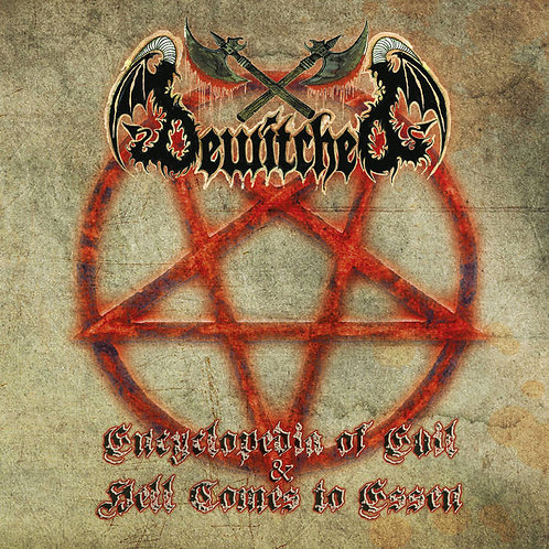 Bewitched - Encyclopedia of Evil / Hell Comes to Essen CD