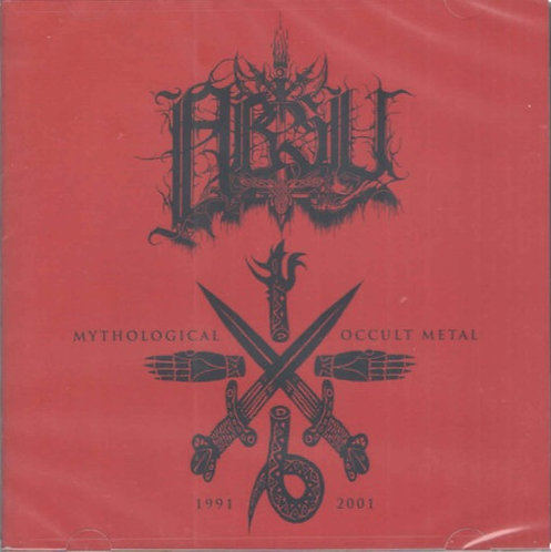 Absu - Mythological Occult Metal: 1991-2001 2xCD