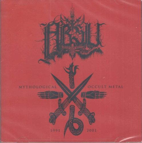 Absu - Mythological Occult Metal: 1991-2001 2xLP (White Vinyl)