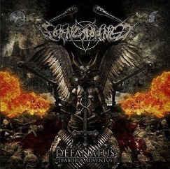 Horncrowned – Defanatus (Diabolus Adventus) LP