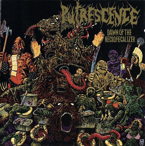 Putrescence – Dawn Of The Necrofecalizer CD