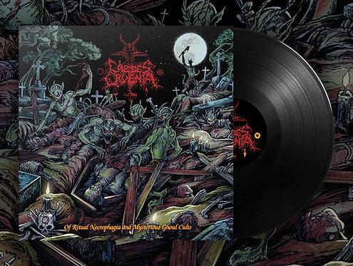 Caedes Cruenta - Of Ritual Necrophagia & Mysterious Ghoul Cults 2xLP(BlackVinyl)