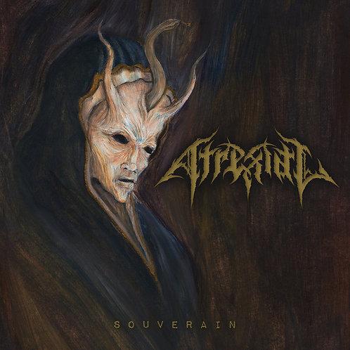 Atrexial – Souverain Digi-CD